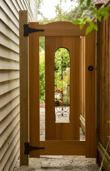Garden Curtis Custom Woodwork